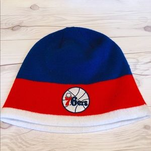 Philadelphia 76ers Adidas Winter Hat